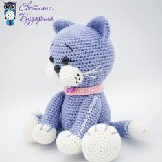 Crochet Cat Amigurumi Free Pattern – Free Amigurumi Patterns - All Amigurumi Free Patterns , Gato Crochet, Crochet Cat Pattern, Crochet Bunny, Crochet Toys, Free Crochet, Crochet Patterns, Free Pattern, Amigurumi Free, Amigurumi Patterns