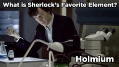 It's time to SherLOCK yourself in, cause the game is WatsON.