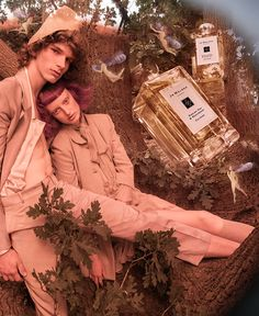 The magic of the forest. Succumb to the scent of the fabled oak. The mists of ripe redcurrant. The crunch of green hazelnut. Perfume Scents, Fragrance, Max Mara Weekend, Magazine Layout Design, Cosmetic Bottles, Cosmetics & Perfume, New Launch, Jo Malone, Enjoying The Sun