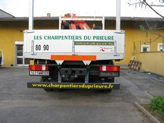 Marquage véhicules, camions, tracteurs