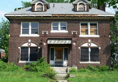 Once the Home of the Detroit Elite ( Historic Boston-Edison District of Detroit )   by DetroitDerek Photography ( ALL RIGHTS RESERVED )