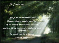La vie pour l'éternité... : LE REGRET - https://laviepourleternite.blogspot.fr/p/le-regret.html