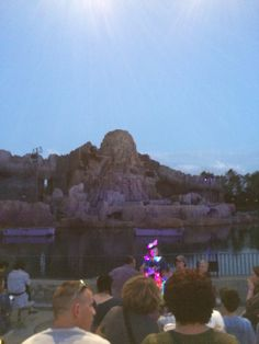 Fantasmic-Hollywood Studios