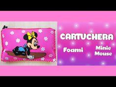 👝 Cartuchera De Minie Mouse Hecha En Foami - Creaciones El Ave Fénix 🌺 - YouTube Toy Chest, Storage Chest, Youtube, Decor, Phoenix Bird, The Creation, Birds, Decoration, Decorating