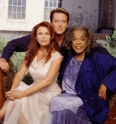 Touched by an Angel starring Roma Downey, Della Reese and John Dye