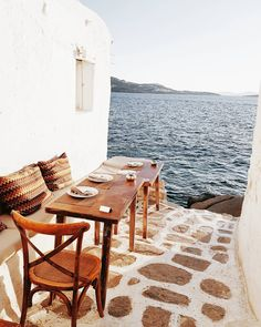 The perfect day in Mykonos also known as the crazy island (crazy in a good way) - Wake up call at 07.00. Photo session at 08.00. Breakfast at 10.00. Quickly back to the hotel room to change outfit. 12.00 take the bus to the beach. Stay at the beach for as long as you like but remember to catch the sunset at little Venice around 19.00 OR try to spot Petros the Pelican somewhere in the cobblestone streets of Mykonos. Dinner at 20.30. Open air cinema at 22.00 then go dancing until dawn…