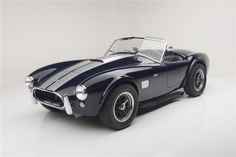 27 Lot #1396 1965 SHELBY 289 COBRA