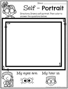 Looking for fun All About Me Activities for kids? Check out these 16 Hands-On All About me Learning Activities and Crafts for Preschool or Kindergarten. Alphabet Activities Kindergarten, Vocabulary Activities, Preschool Lessons, Preschool Worksheets, Dinosaur Worksheets, Preschool Ideas, Preschool Crafts, All About Me Preschool Theme, All About Me Activities