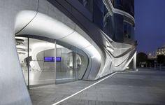 ROCA London Gallery - Architecture - Zaha Hadid Architects