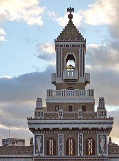 Torre del Edificio Bacardí