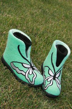 """Women's Boots """"butterfly"""""""