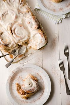 Finally! A delicious and easy cinnamon roll recipe that everyone loves.