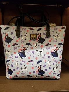 It s Truly a Jolly Holiday With The Release of The New Mary Poppins Dooney  and Bourke! Disney Handbags ... e427f5374581e