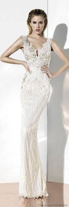 YolanCris 2014 Wedding Dress