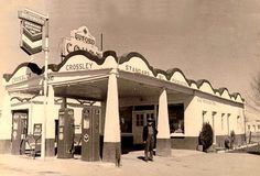 Crossley Standard Oil