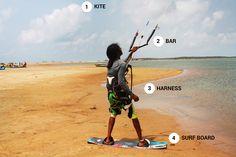 Kite Surfing (Kalpitiya) · YAMU