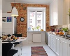 yttervägg kök
