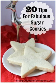 Sugar cookies so good people will want to pay you for them (seriously people ask me if they can pay me to make them a batch)