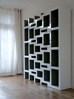 Modern REK Bookcase Designed by Reinier de Jong