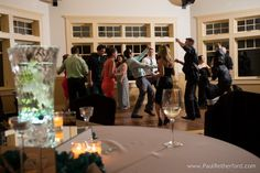Dance floor at Tullymore Golf Course Wedding photography Stanwood, Michigan ~ Jessica + Blaine photo by Paul Retherford Wedding Photography, http://www.PaulRetherford.com #dancefloor #tullymore #golfcoursewedding #wedding #dance #weddingday #weddingidea #weddingpic #golfcoursewedding