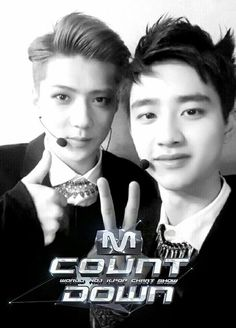 My number 1 and 2..EXO - Sehun  D.O.