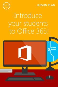 Log-in process, email usage, profile setup, and more! This lesson plan has everything you need to teach your elementary school students how to use Office 365 at home or in school! #MSFTEDU