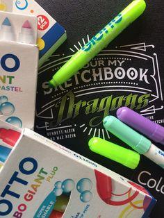 Sam's Colouring Tutorials - Turbo Dragon Combo