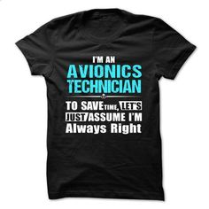 Love being -- AVIONICS-TECHNICIAN #Tshirt #T-Shirts. CHECK PRICE =>…