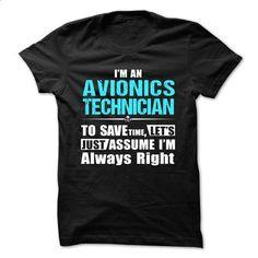Love being -- AVIONICS-TECHNICIAN #Tshirt #T-Shirts. CHECK PRICE =>…