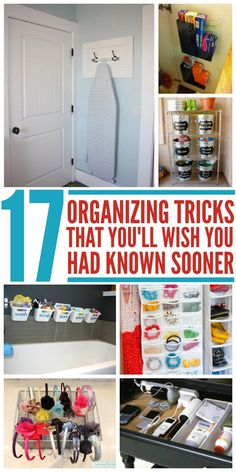 If you'd tried every organization idea you can find and haven't seen much change, maybe you need to try these tips and tricks.