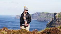 Cliffs of Moher. Cliffs Of Moher, Ireland, Raincoat, Bomber Jacket, Adventure, Outdoor, Fashion, Rain Jacket, Outdoors