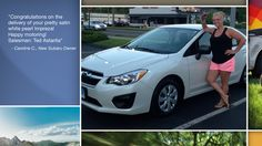 Dear Caroline Crocco   A heartfelt thank you for the purchase of your new Subaru from all of us at Premier Subaru.   We're proud to have you as part of the Subaru Family.