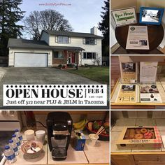 Prep for the open house this morning is once again ON POINT! Need those buyers who are looking for a deal in a quite neighborhood just minutes away from PLU and JBLM to stop on by with their offers! Open House: 1050 105th St Ct S Tacoma 98444 Saturday Feb 4 9:00a-12:00pm #openhouse #tacoma #realtor #realestate #pnw #jblm #realtorlife #plu #newonthemarket #coffee #donuts #thecaffeinatedrealestateagent
