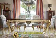Meja Makan Jati   Merupakan salah satu produk furniture yang berupa permukaan rata datar yang didukung dengan beberapa kaki meja. Meja Makan banyak dipakai untuk menyiapkan dan menyajikan hidangan makanan pada ruang makan. Banyak yang harus anda ketahui sebelum anda membeli meja makan jati, dan salah satunya adalah ukuran meja. Sesuaikan kebutuhan Meja Makan Jati anda dengan ukuran ruangan yang ada, ukuran panjang dan lebar menjadi hal utama yang harus anda pikirkan dengan ketinggian…