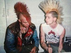 Image result for punk brighton 1980s