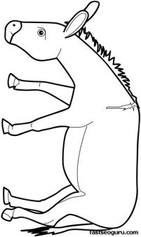 Printable animal Donkey Coloring pages – Printable Coloring Pages For Kids Make your world more colorful with free printable coloring pages from italks. Our free coloring pages for adults and kids. Bible Coloring Pages, Animal Coloring Pages, Free Printable Coloring Pages, Coloring Pages For Kids, Coloring Books, Audio Stories For Kids, Donkey Drawing, Sunday School Coloring Pages, Christmas Manger