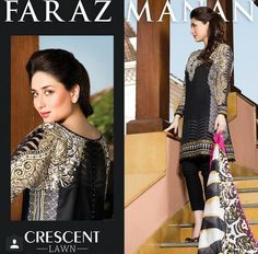Crescent Lawn Summer Collection 2015 by Faraz Manan
