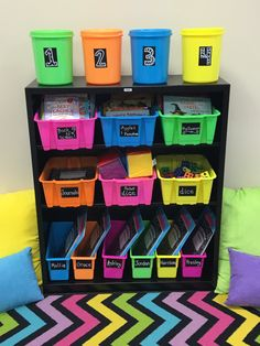 organizing a classro