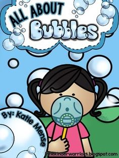 Bubbles make everyone HAPPY!!! Get ready for some F.U.N. with this hands-on, exploratory, Literacy, Math and Science packed unit!!!This is the PERFECT unit for the end of the year! When everyone is just about finished and ready for Summer, just bust out this SUPER fun unit and gain everyone's focus again!