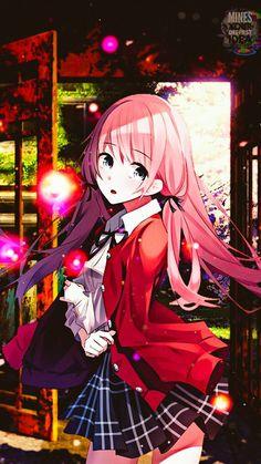 anime girl character by heavenvibe