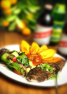 Jamaican Jerk marinade
