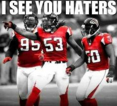 Dirty Birds... Falcons Nation!!!!