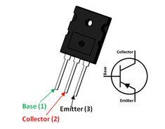 BC548 Transistor Pinout | Pin Diagrams in 2019 ...