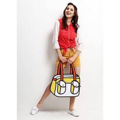 The Selection, Purses, Comics, Bags, Style, Handbags, Handbags, Swag, Cartoons