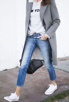 verschiedene Modele und Stile bei den Jeanshosen