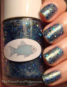 Animal Fish Nail Polish by TheNailJunkie on Etsy