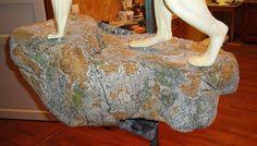 Taxidermy rock