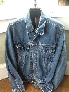 Vintage Levi's Denim Jacket / Levi's Jean Jacket / by thesoupison