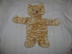 North American Bear FLAPJACK TABBY Flat Floppy Plush Kitty Crazy Cat Lady Frenzy #NorthAmericanBear