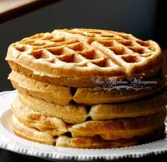 Best Belgian Waffle Recipe Food Com.Simply Delicious Waffles Recipe Somewhat Simple. Belgian Waffles Recipe By Bobby Flay : Cooking Channel . Belgian Liege Waffle Recipe, Liege Waffles Recipe, Belgian Waffles, Pancakes And Waffles, Breakfast Waffles, Waffle Recipes, Brunch Recipes, My Recipes, Cooking Recipes